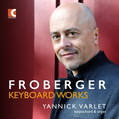 Yannick Varlet | Froberger: Keyboard Works