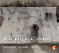 Giacomo Palazzesi | Bach & Tárrega: Preludes and Dances